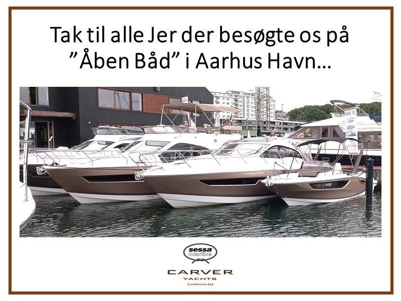 Stor succes ved Åben Båd i Århus